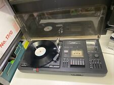 More details for vintage bush audio system 1000 record deck tape recorder radio tuner