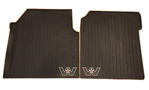 NEW OEM Western Star floor mats floormat PAIR
