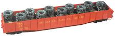 Chooch (HO-Scale) #7236 Loads - Heavy Tire Load for all open cars - NIB