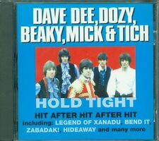 Dave Dee, Dozy, Beaky, Mick & Tich - Hold Tight Prism Mcps Cd Perfetto