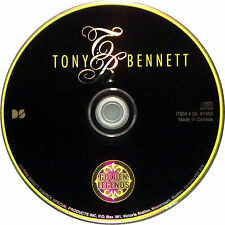 Golden Legends: Tony Bennett (CD, 1999 Direct Source (Canada))