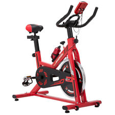 CYCLETTE BICI DA SPINNING SPINBIKE BICICLETTA FITNESS CARDIO VOLANO 11KG NUOVO!
