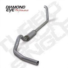 "Diamond Eye 4"" Turbo Back Exhaust System 1999-2003 Ford 7.3L POWERSTROKE"