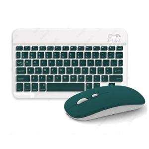 Wireless Bluetooth Keyboard and Mouse for Ipad pro Samsung Tablet Windows PC Tab
