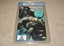 PGX 9.8 MOON KNIGHT #1 (NOT FOR RESALE) PROMO COPY *RARE* HTF *WHITE PAGES* 2006