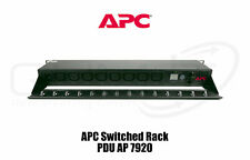 APC Switched Rack PDU Serial Port 885-1890 ILPL AP 7920
