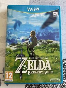 Top Wii U Spiel   The Legend Of Zelda: Breath Of The Wild  Neuwertige