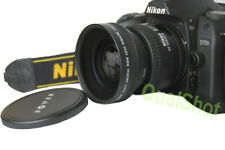 Wide Angle with Macro LENS 52mm for Nikon AF-S DX Nikkor 18-55mm 1:3.5-5.6G VR