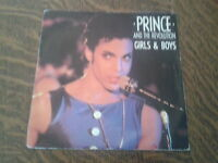 45 tours prince and the revolution girls & boys