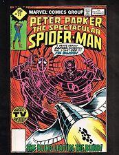 Spectacular Spider-Man #27 ~ Spider-Man & Daredevil - The Blind ~ 1978 (8.5) WH