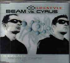 Beam vs Cyrus-Lifestyle cd maxi single