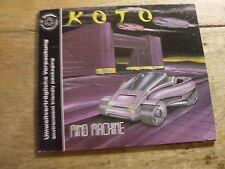 Koto - Mind Machine [CD Maxi] zyx