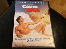 Bruce Almighty (DVD, 2003) / COMO DIOS . STARRING JIM CARREY , JENNIFER ANNISTON