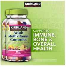 Kirkland Signature Adult Multivitamin Gummies 320 Ct immune/bone/overall health