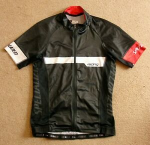 """NEAR-PERFECT SPECIALIZED SL EXPERT JERSEY. BLACK LARGE 38"""" CIRCUMFERENCE"""