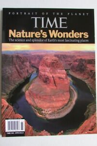 Magazine - Time: Nature's Wonders: The Science & Splendor of Planet Earth