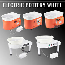 Pottery Wheel Machine for Kids and Adults with Clay Sculpting Tools Ceramic