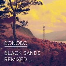 BONOBO Black Sands Remixed 3x LP NEW VINYL Ninja Tune Mike Slott Blue Daisy
