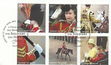 (54327) GB Used Trooping the Colour 2005 ON PIECE