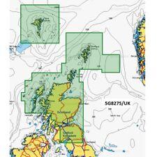 NAVIONICS Small Plus SCOTLAND NORTH AND EAST FAROE ISLAND code 827 format MSD/SD