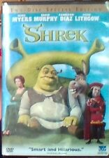Shrek (DVD, 2001, 2-Disc Set, Special Edition) FREE SHIPPING