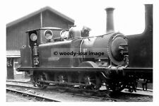 pt7015 - Isle of Wight Railway Steam Train Bembridge at Newport - photograph 6x4