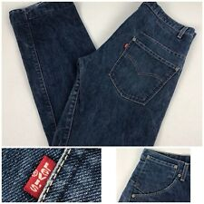 Levis Vintage Mens 32 X 32 Jeans Cotton Blend Big Watch Pocket Rare