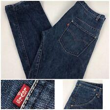 Levis Vintage Mens 32 X 32 Jeans Cotton Blend Big Watch Pocket Rare