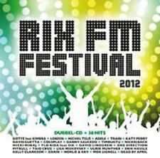 """Various - """"Rix FM Festival 2012"""" - 2012"""