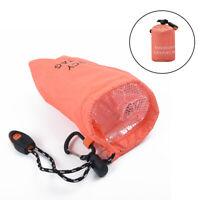 US Outdoor Emergency Sleeping Bag Thermal Waterproof Survival Travel Camping-Bag