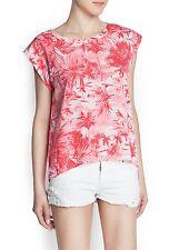 Blusa Top, Camisa, Mujer Talla XS UK 6 NUEVO, mango