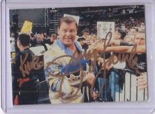 WWF Jerry Lawler Signed Card 120616DBE