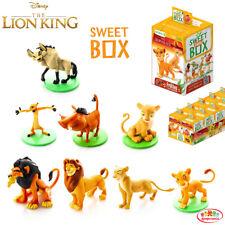 LION KING, Collection Figure, w/Fruit Pastilles, Set (10 pc.), Cartoon Character