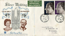1972 Wedding - Stuart - Buckingham Palace CDS - Cat £175 !