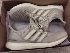 Mens Adidas Ultra Boost 1.0 Cream Chalk LTD AQ5559 NMD Wool Yeezy Kanye Rare