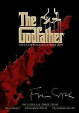 Godfather Collection The Coppola Rest 0097361313542 DVD Region 1