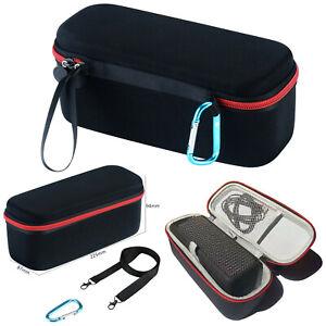 Portable Bag EVA Case Cover Zipper Pouch for MARSHALL EMBERTON Bluetooth Speaker