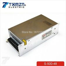 500W 48V 10A 220V INPUT Single Output Switching power supply