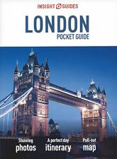 Insight Guides London Pocket Guide (England) *IN STOCK IN MELBOURNE - NEW*