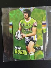 2009 Select NRL Classic Holofoil Jersey Die cut teamset Canberra Raiders (6)