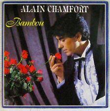 Alain Chamfort 45 Tours interprète Serge Gainsbourg Bambou 1981 Mondino