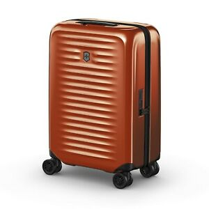 Victorinox Airox Hardside Frequent Flyer Plus Carry-On 8-Wheel Extra-Capacity