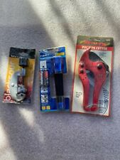 Joblot Plumbers Tools Pipe Cutters And Torch