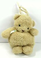 Carter's Child Of Mine Musical Teddy Bear Pull Down Hanging Crib Toy Plush S1