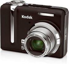 Kodak EasyShare Z1285 12MP Digital Camera with 5x Optical Zoom, Black
