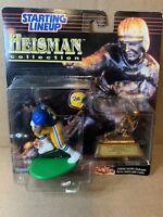 Tony Dorsett 1997 Heisman Collection Kenner Starting Lineup Cowboys Pitt
