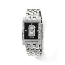 CROTON 1-gram 999.9 solid platinum ingot with Credit Suisse stamp Watch NWT