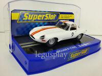 Slot Car Scalextric Superslot H3890 Jaguar 1965 Barthurst No.9 Bob Jane