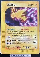 Carte Pokemon ELECTHOR H32/H32 HOLO Aquapolis Wizards FR