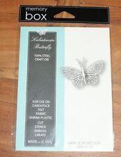 MEMORY Box MB98261 Caleidoscopio Farfalla DIE